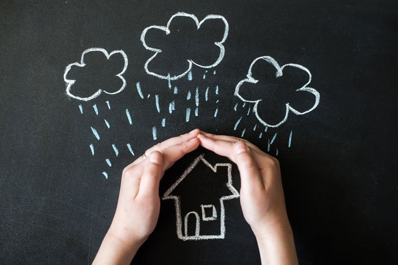 Avoid Property Damage From Rainstorms