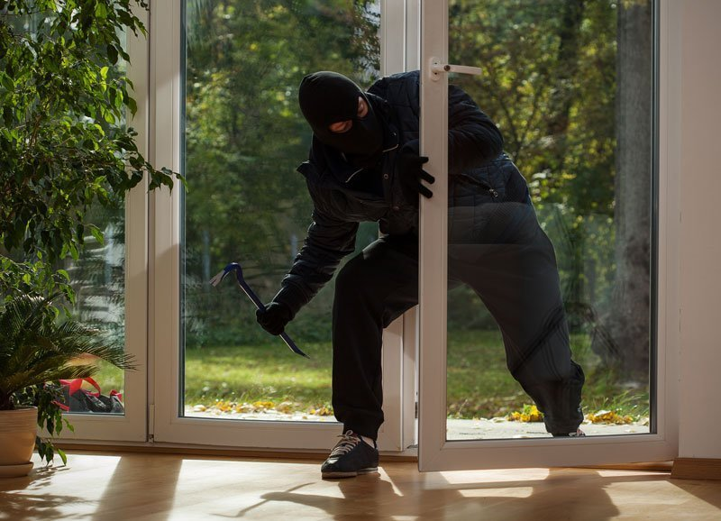 Summer is Home Burglary Season: Is Your Home Safe?